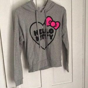 Hello Kitty by Sanrio sweatshirt size small